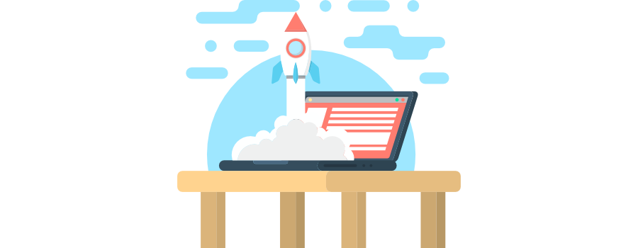 launch a small business website